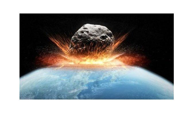Un asteroide de gran poder destructivo podría caer en la